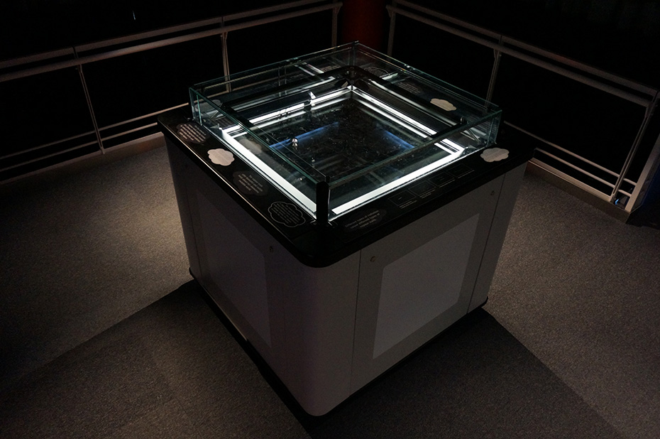 The Cloud Chamber at Questacon