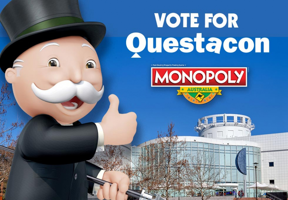 Vote for Questacon Monopoly Australia