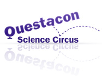 logo: Shell Questacon Science Circus