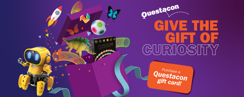 Give the gift of curiosity