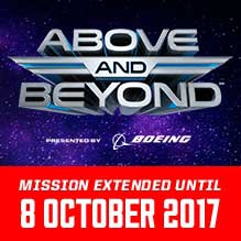 Above and Beyond - Mission extended until 8 October 2017
