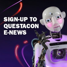 Sign up to Questacon E-News
