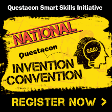 Questacon National invention convention. Register now.