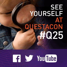 See yourself at Questacon #Q25