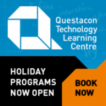 Questacon Technology Learning Centre Holiday Programmes Now Open Book Now