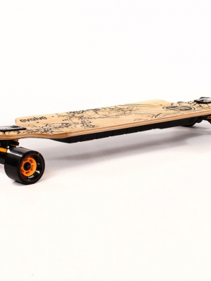 Evolve electric skateboard