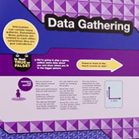 An information panel with the title 'Data Gathering'