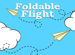 foldable flight
