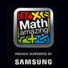 Mathamazing proudly supported by Samsung