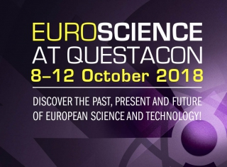 EuroScience at Questacon, 8-12 October 2018